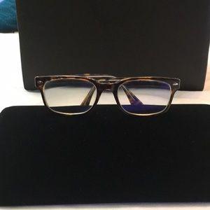 Ray Ban tortoise shell glasses